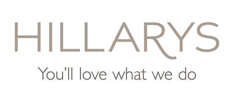 hillarys case study logo