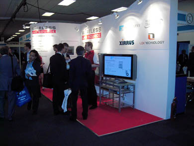 Wireless LAN Source has already heard back from big clients as a result of attending the Expo