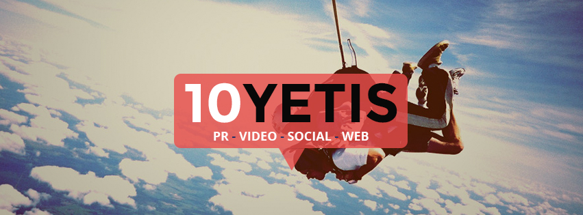 10 Yetis careers PR Account Executive