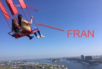 10 Yetis Meet the Team: Fran Tuckey, PR Account Exec