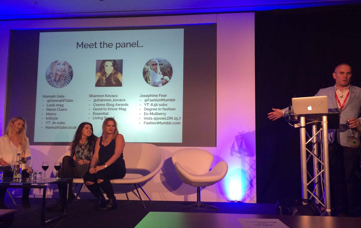 10 Yetis Insight - meet the fashion bloggers - PMI London Conference