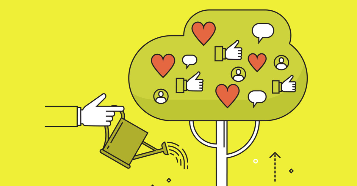 5 easy ways to ramp up your social media growth and engagement organically - 10 Yetis Insight