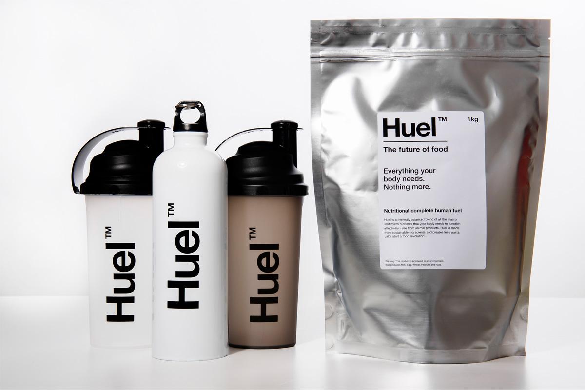 10 Yetis wins Huel - revolutionary powdered food company