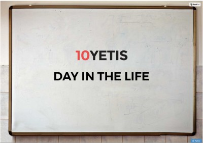 10 Yetis Insight - Billy Talks About Life As A Social Media Yeti