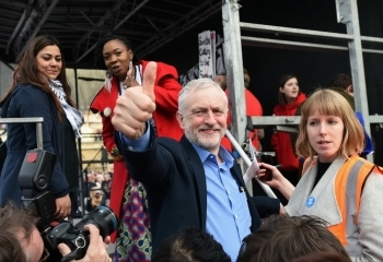 5 Ways Jeremy Corbyn Used PR To Inspire The Youth And Gain Votes
