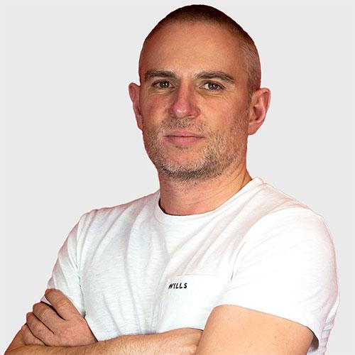 Andy Barr - Head Yeti at 10 Yetis Digital
