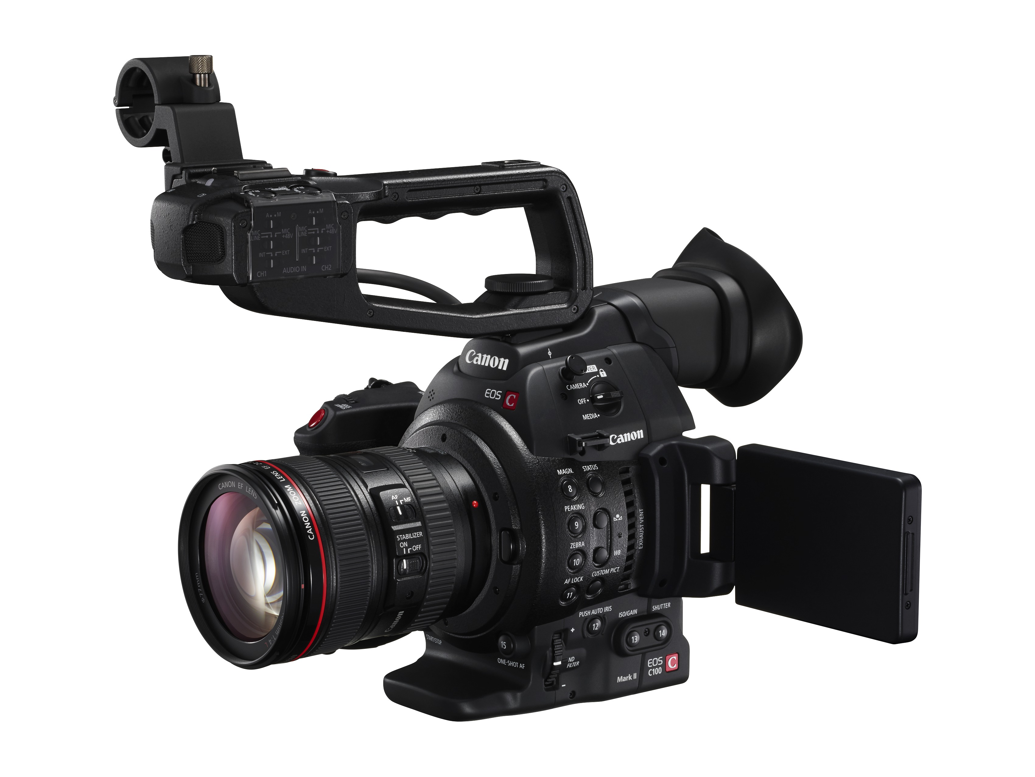 10Yetis - Online Video Company Insight - Upgrading from Canon DSLRs to the C100