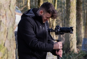 Behind The Camera: UKPaintball Event Activation Video