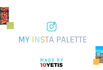Re-launching My Insta Palette - our Instagram social app that tells you all you need to know about the photos you've posted on Instagram